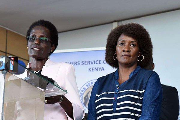 Nancy Macharias term ends as LSK seeks review of her performance