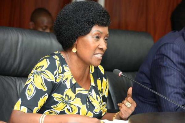 Nancy Macharia officially gets second term as TSC boss
