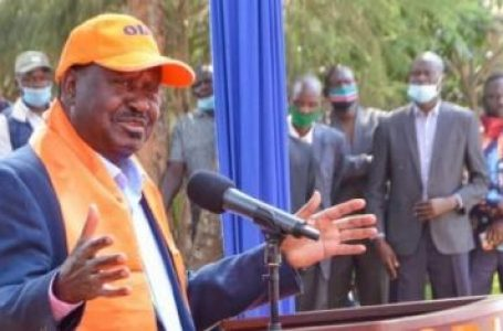 Raila warns TSC warns for subverting teachers rights and killing Knut